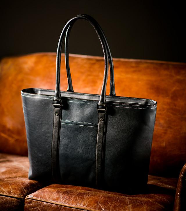 ココマイスターの鞄デザイン
