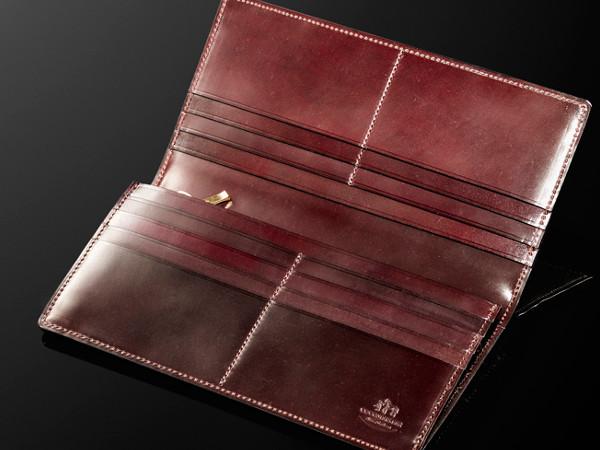 シェルコードバン財布シリーズ