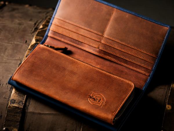 ナポレオンカーフ財布シリーズ